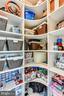 Walk-in Closet - 18192 SHINNIECOCK HILLS PL, LEESBURG