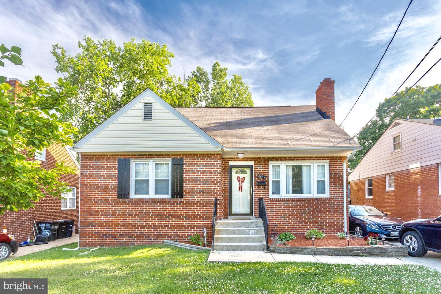 6451 OLD LANDOVER ROAD, HYATTSVILLE, Maryland