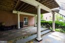 Covered Rear Patio - 18192 SHINNIECOCK HILLS PL, LEESBURG