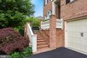 Brick front steps - 18192 SHINNIECOCK HILLS PL, LEESBURG