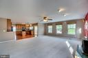 Family Room - 700 WOODEN BRIDGE DR, PURCELLVILLE