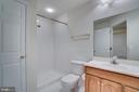 Basement Bathroom - 700 WOODEN BRIDGE DR, PURCELLVILLE
