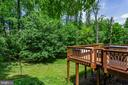 Nature and privacy all around - 1044 RECTOR LN, MCLEAN