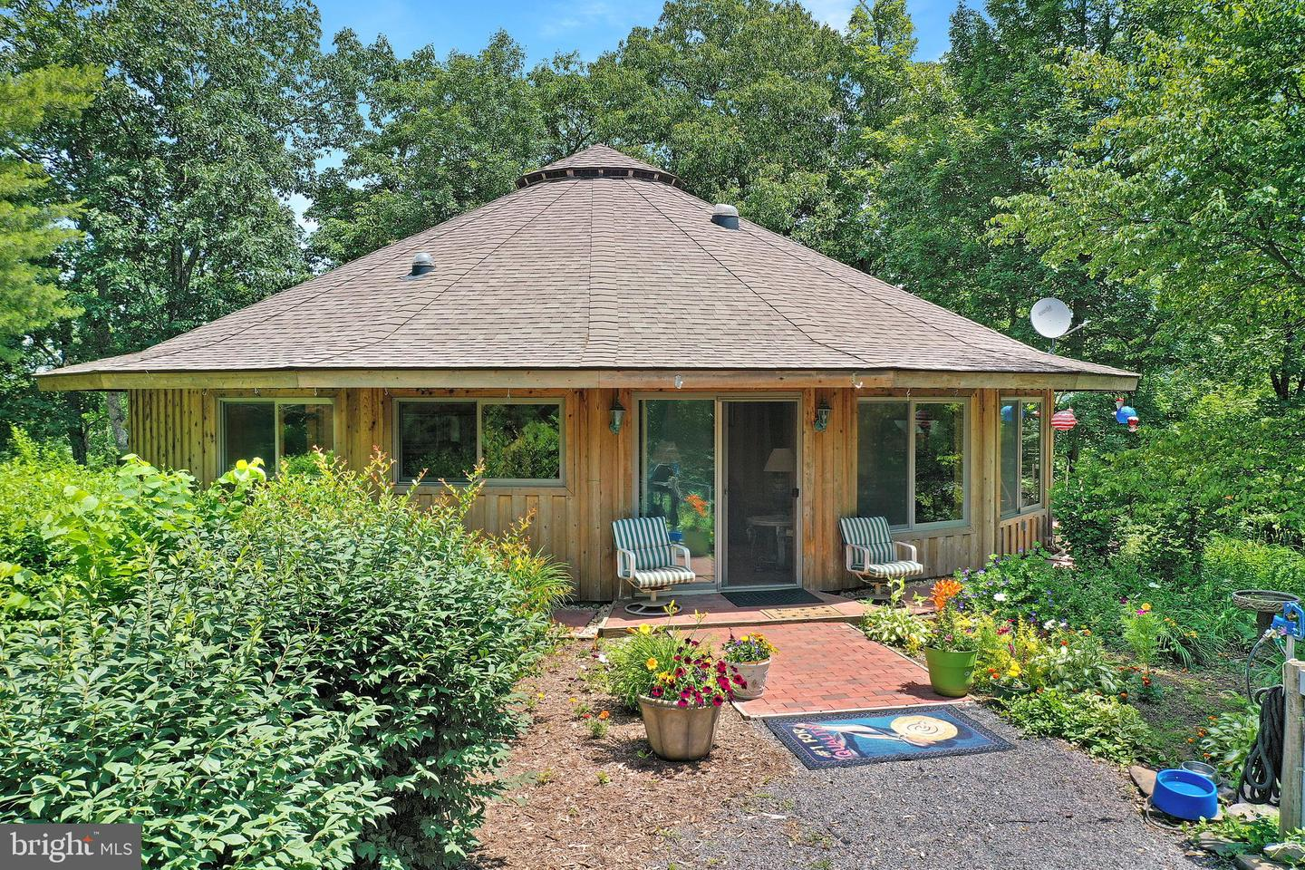 Single Family for Sale at 23301 Mountain Knight Rd Oldtown, Maryland 21555 United States