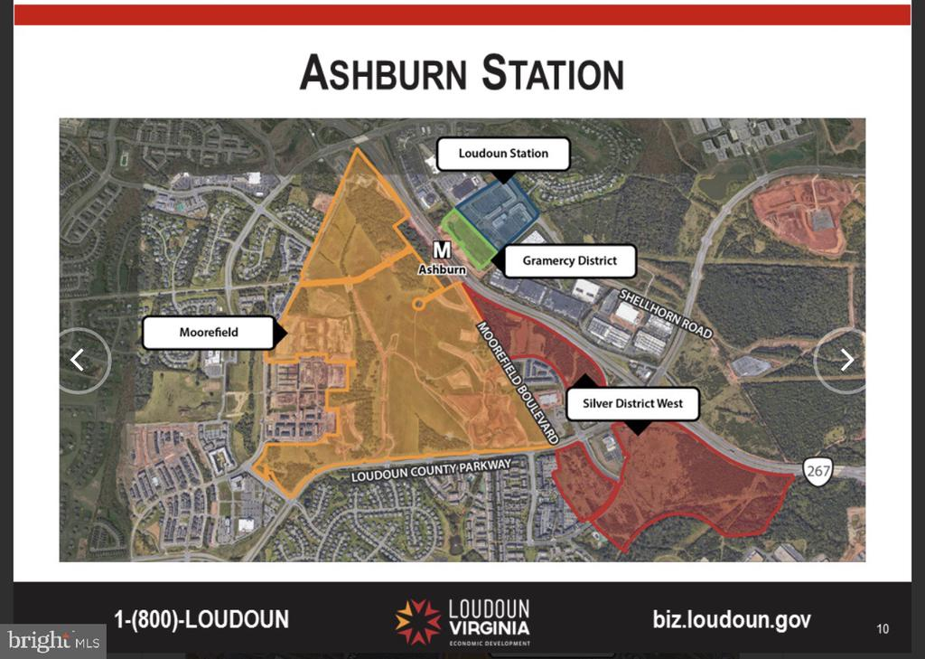 Ashburn Metro - commuters dream! - 43113 HUNTERS GREEN SQ, BROADLANDS