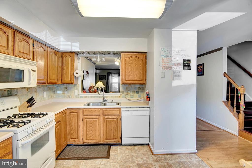 Kitchen 3 - 17892 LOUNSBERY DR, DUMFRIES