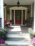 Southern charm entrance to your dream home! - 13304 BROOKCREST CT, FREDERICKSBURG