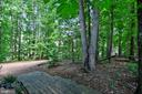 Private woods all around - 15795 FAWN PL, DUMFRIES