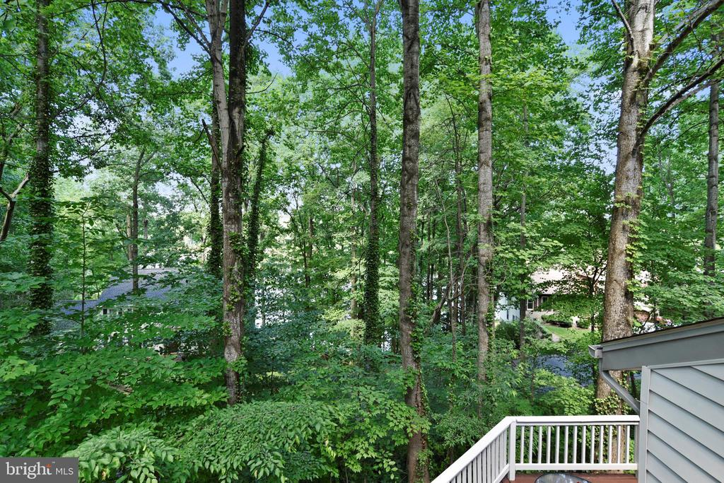 Simply stunning views from all windows and decks - 15795 FAWN PL, DUMFRIES
