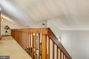 Upper walkway - 15795 FAWN PL, DUMFRIES