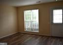 New  luxury vinyl plank flooring and paint - 12243 GRANADA WAY, WOODBRIDGE
