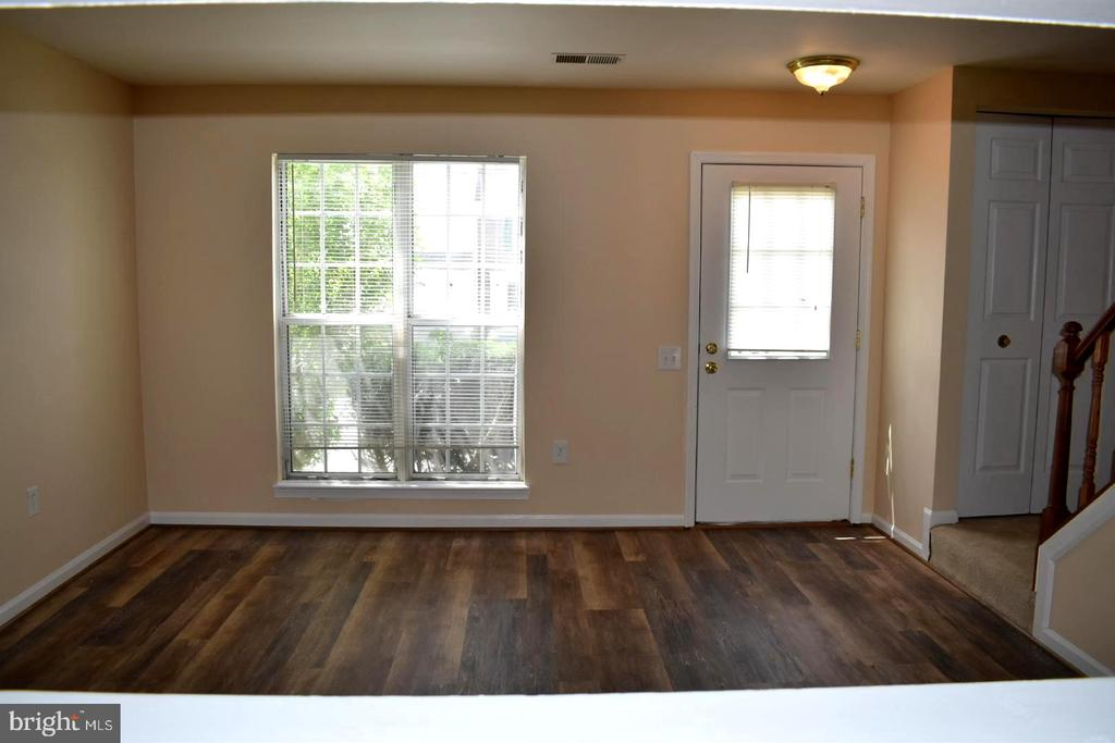 Open Floor plan - 12243 GRANADA WAY, WOODBRIDGE