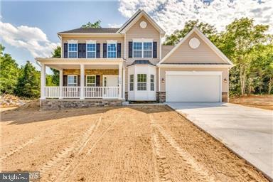 Single Family for Sale at Lot 21 Marsh Hawk Way Shepherdstown, West Virginia 25443 United States
