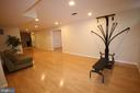 There's room for a pool table - 47429 RIVER FALLS DR, STERLING