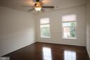 Second bedroom on upper level - 47429 RIVER FALLS DR, STERLING