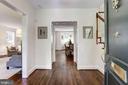 Gracious Foyer - 4649 GARFIELD ST NW, WASHINGTON