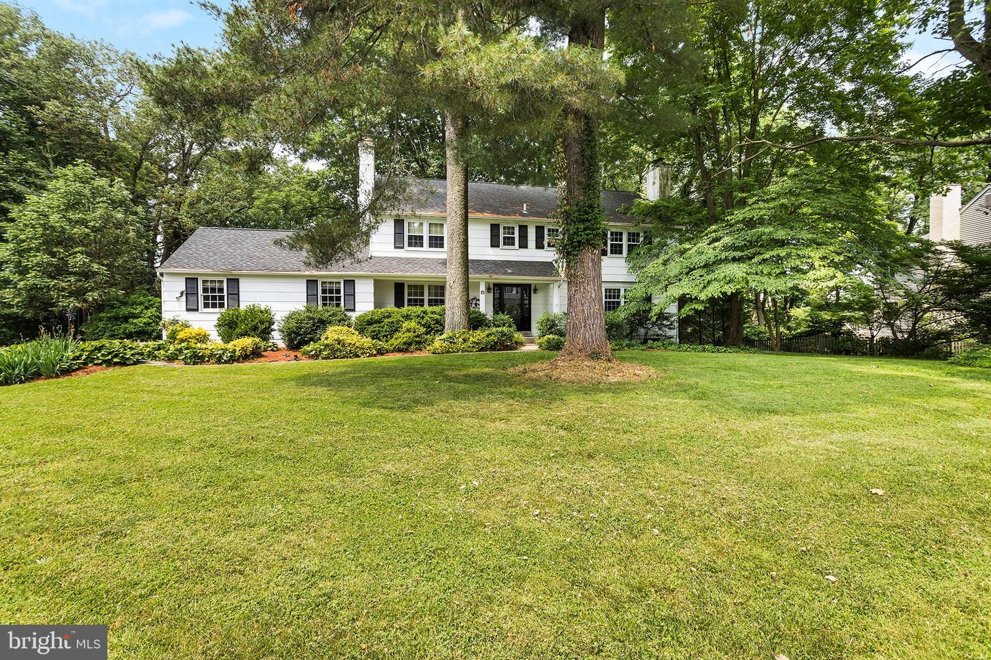 Single Family Homes for Sale at Rose Valley, Pennsylvania 19086 United States