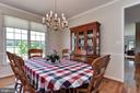 Dining Room - 2256 WILCOM CT, IJAMSVILLE