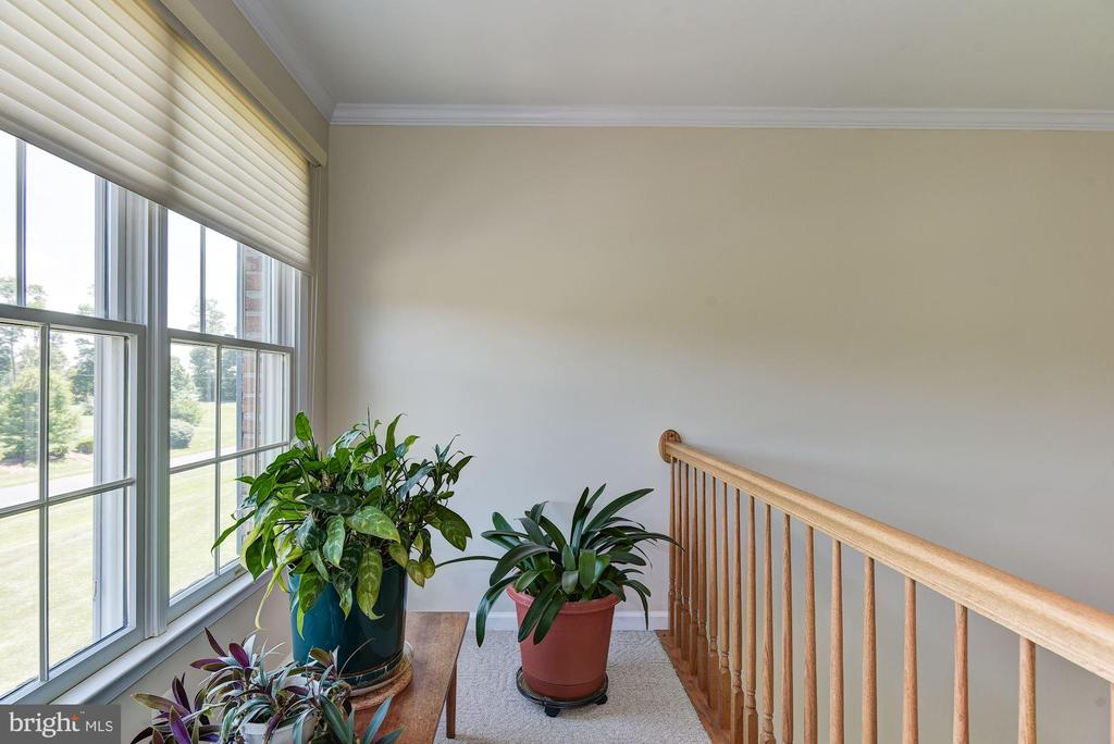 Upper Level Landing over Foyer - 2256 WILCOM CT, IJAMSVILLE