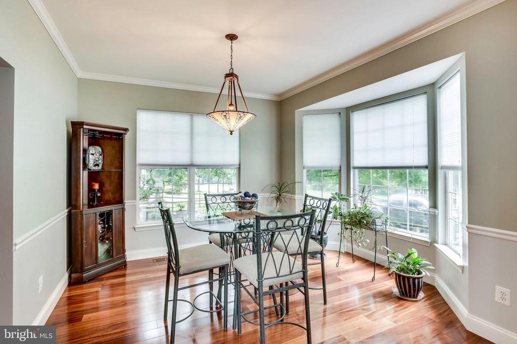 Formal dining room - 43221 DARKWOODS ST, CHANTILLY
