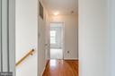 Upper Hall w/ Hardwoods - 47383 DARKHOLLOW FALLS TER, STERLING