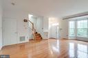 Living Room - 47383 DARKHOLLOW FALLS TER, STERLING