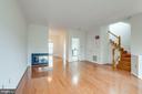 Hardwood Stairs - 47383 DARKHOLLOW FALLS TER, STERLING
