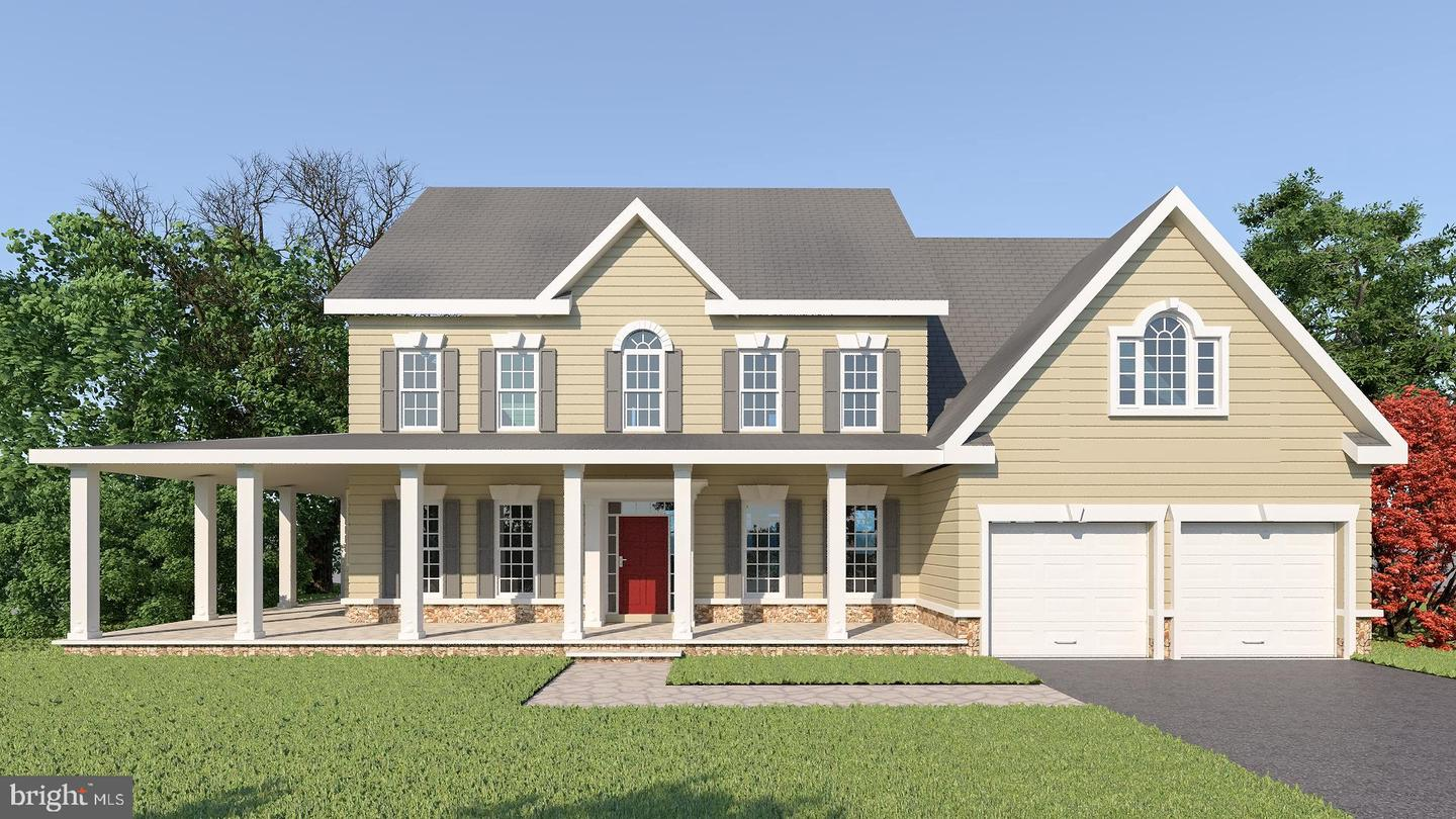 Single Family Homes for Sale at Woodbine, Maryland 21797 United States