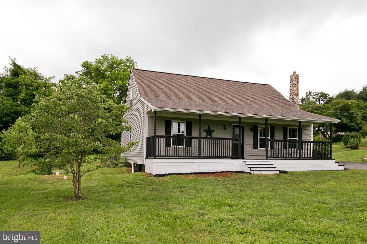 Single Family for Sale at 79 Houghs Way Front Royal, Virginia 22630 United States
