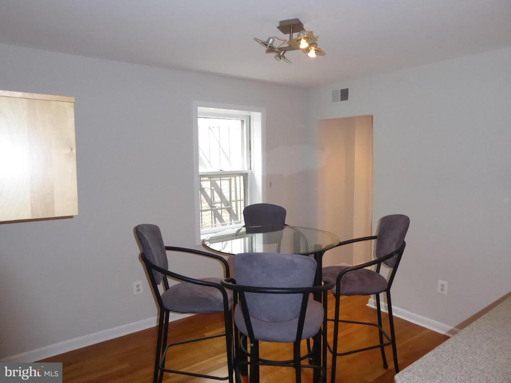 Dining room - 1340 VERMONT AVE NW #6, WASHINGTON