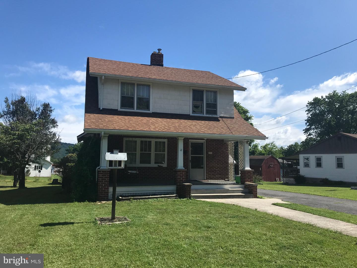 Single Family for Sale at 451 W Gravel Ln Romney, West Virginia 26757 United States