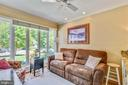 Family Room Off Kitchrn - 11627 CHAPEL CROSS WAY, RESTON