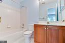Bedroom 2 Full Bathroom - 6711 HUNTERS RIDGE RD, MANASSAS