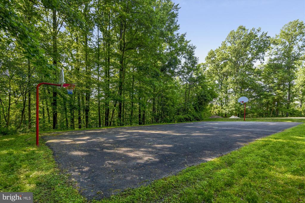 Basketball courts close by - 15795 FAWN PL, DUMFRIES