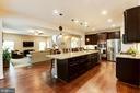 Kitchen - 12290 CRANFORD DR, WOODBRIDGE