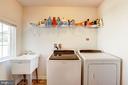 Laundry Room - 12290 CRANFORD DR, WOODBRIDGE