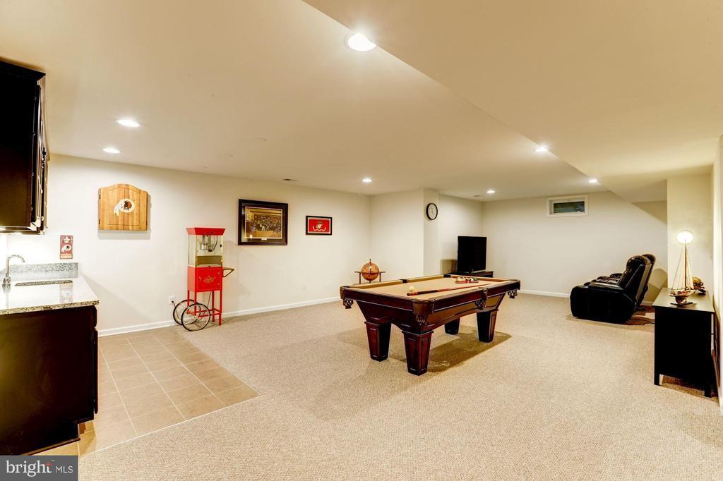 Game Room - 12290 CRANFORD DR, WOODBRIDGE