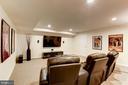 Theater Room - 12290 CRANFORD DR, WOODBRIDGE