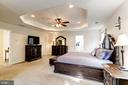 Master Bedroom - 12290 CRANFORD DR, WOODBRIDGE