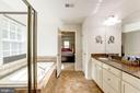 Master Bath - 12290 CRANFORD DR, WOODBRIDGE