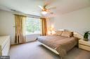 BR #2 - Huge Bedroom and Picture Window - 21 AQUIA CREST LN, STAFFORD