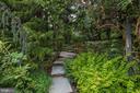 garden - 4649 GARFIELD ST NW, WASHINGTON