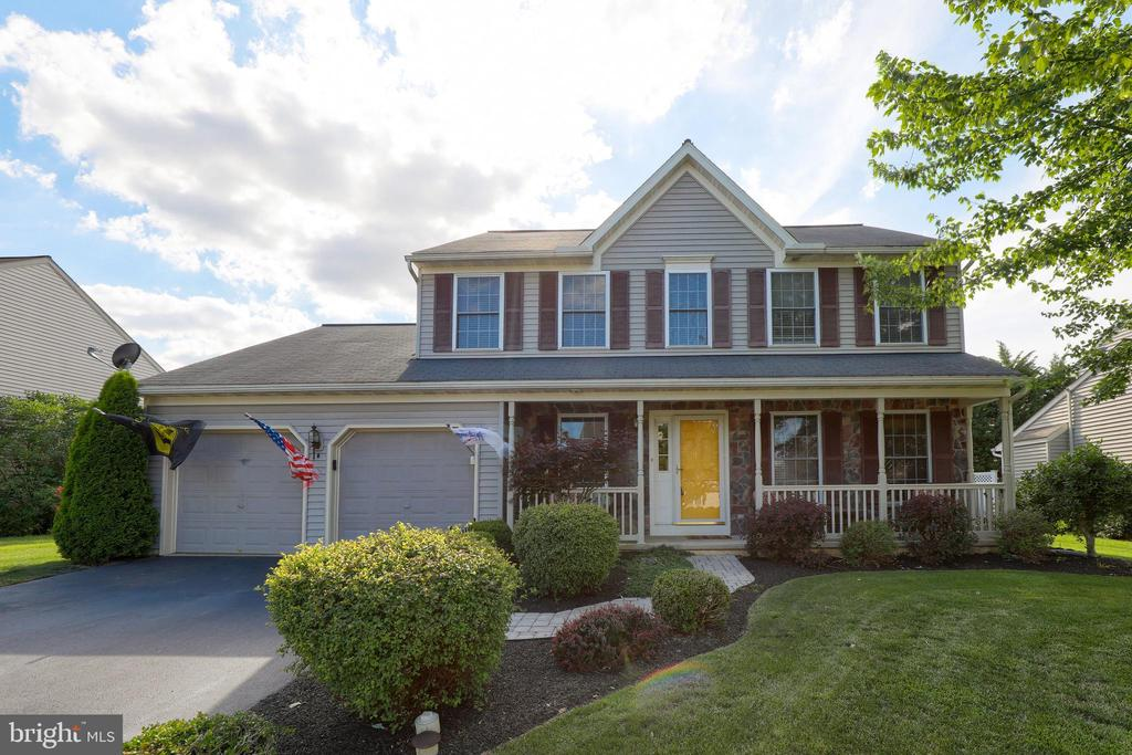 218  ANDOVER LANE, Manheim Township in LANCASTER County, PA 17543 Home for Sale