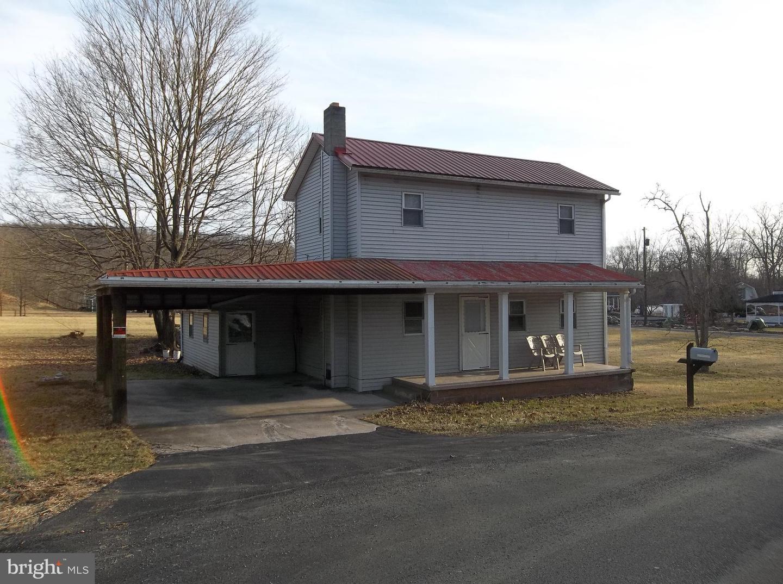 Single Family for Sale at 13210 Mason Rd NE Cumberland, Maryland 21502 United States