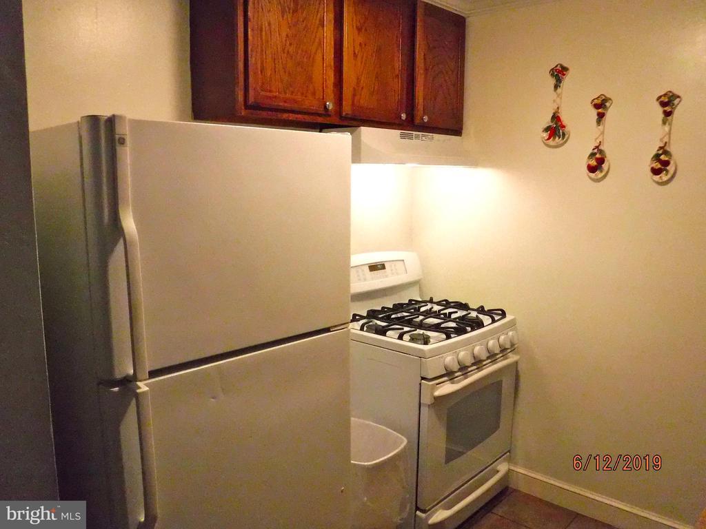 Kitchen - 7724 AMHERST DR, MANASSAS