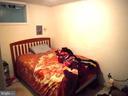 Bedroom 5 in basement - 7724 AMHERST DR, MANASSAS