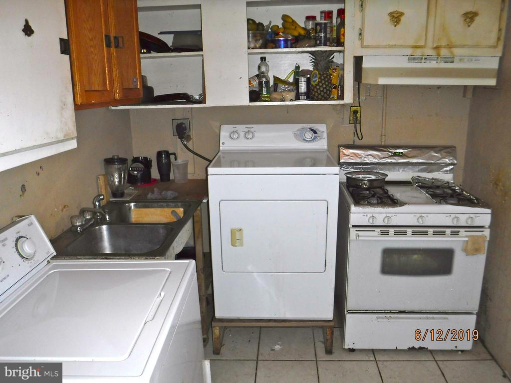 Laundry room - 7724 AMHERST DR, MANASSAS