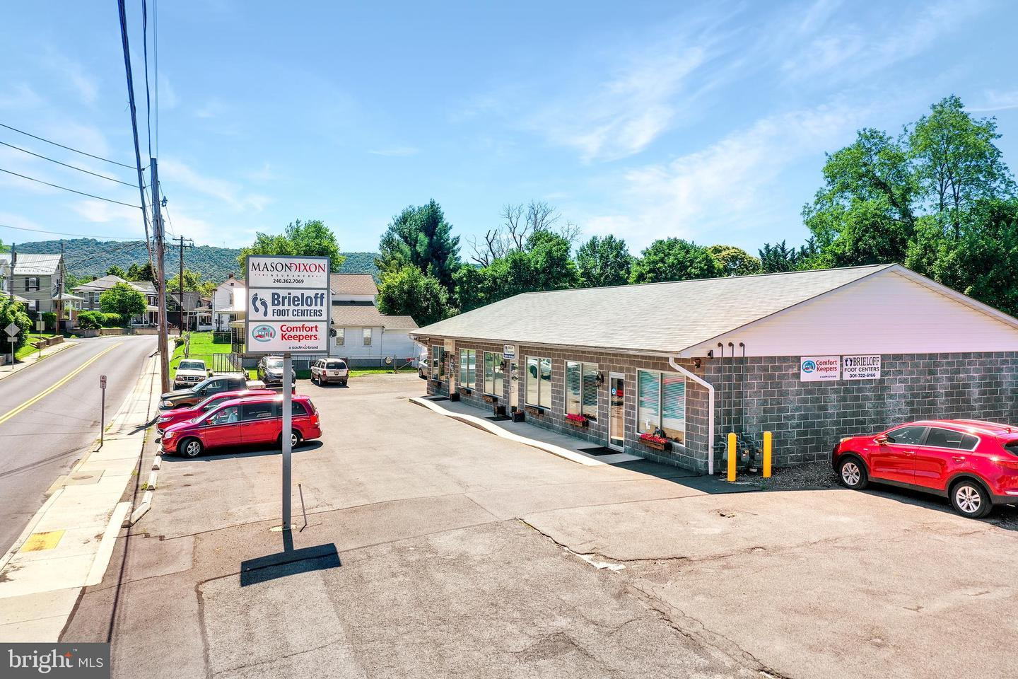 Commercial for Sale at 805 E Oldtown Rd Cumberland, Maryland 21502 United States