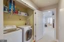 Laundry Room - Washer & Dryer Convey - 20685 ERSKINE TER, ASHBURN