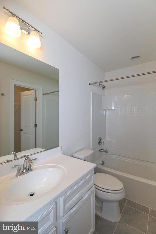 Bedroom 4 Bath - 68 EDGEWATER DR #ERP-3, FREDERICKSBURG